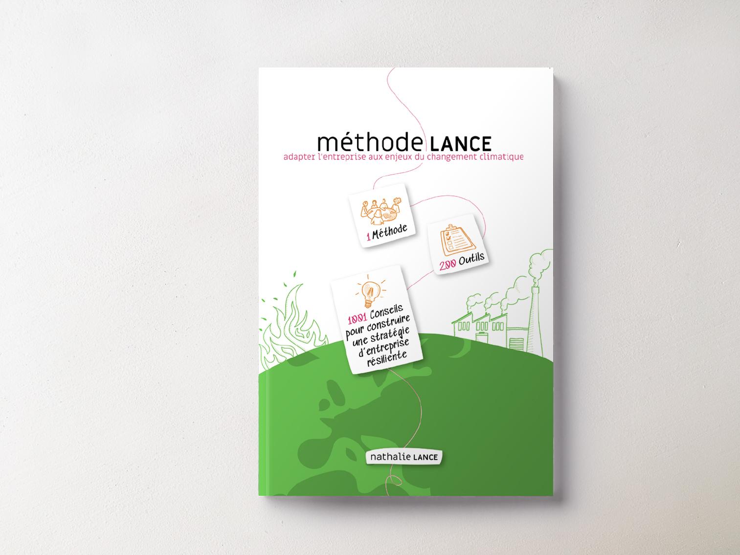 Couverture du livre de la methode Lance