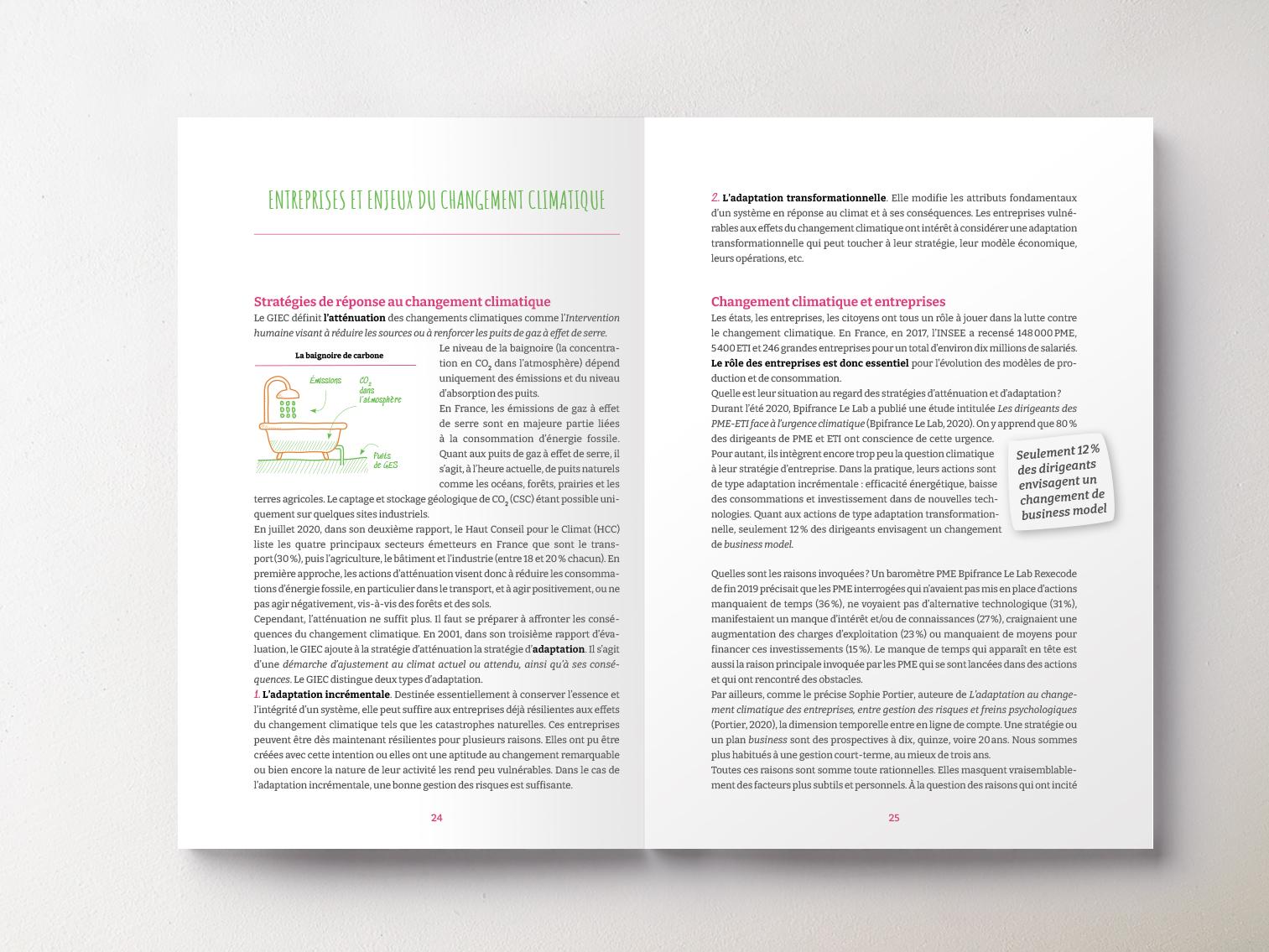 Livre Méthode Lance pages types 1